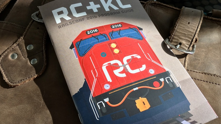 Our Picks from RailsConf 2016