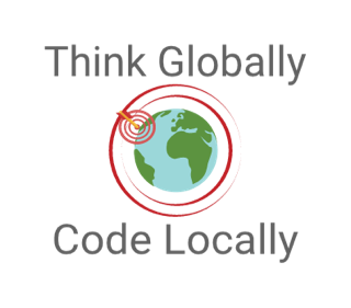 Think Globally, Code Locally